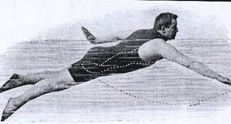 La nuotata TRUDGEN