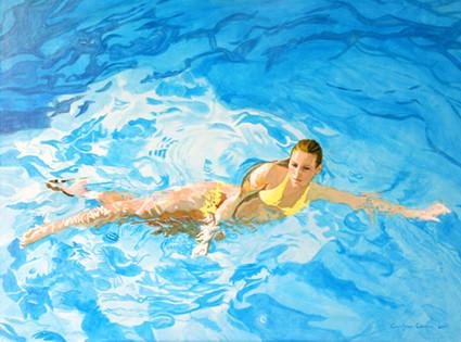 La nuotata SIDESTROKE