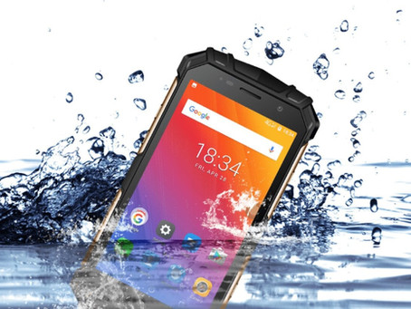 RUGGED PHONE: lo smartphone resistente