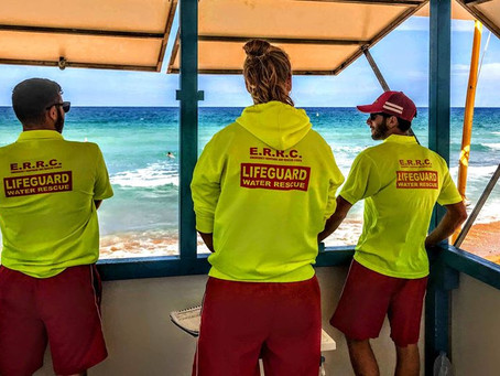 Come diventare LIFEGUARD A MALTA