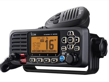 VHF MARINO e utilizzo del canale 16