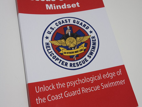 RECENSIONE LIBRO: The RescueSwimmer Mindset - Cody J. Wright