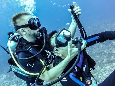Soccorso subacqueo: i CORSI RESCUEDIVER
