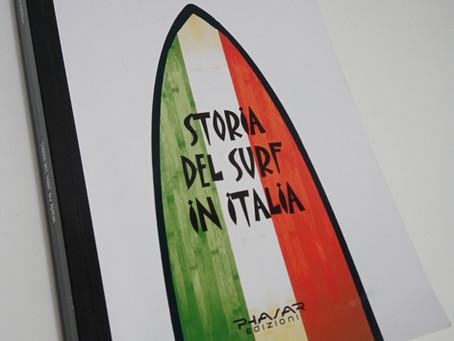 RECENSIONE LIBRO: La Storia del Surf in Italia - Alessandro Masoni