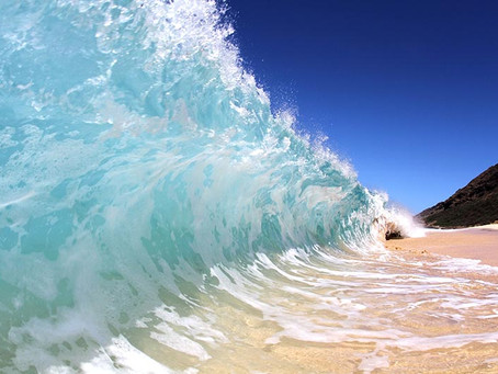 SHOREBREAK: il frangente di battigia