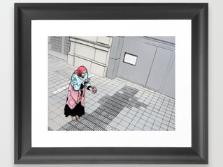'The Rich Beggar' Print now available!