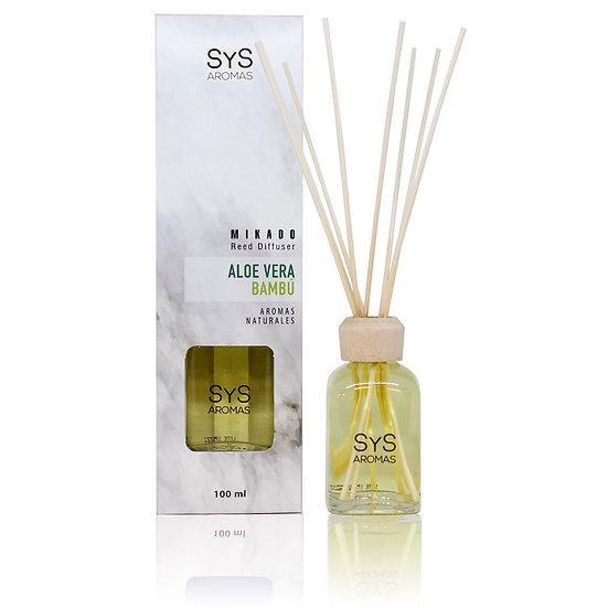 Mikado Laboratórios SyS Aloe Vera e Bambo
