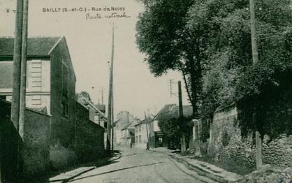 Bailly, rue de Noisy