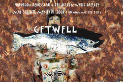 Getwell Invitiation