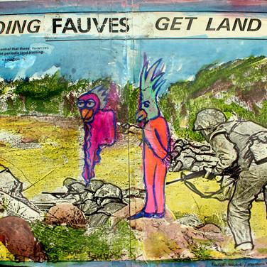 Fauves Get Land Legs