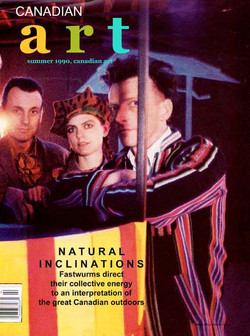 Canadian Art Mag. 1990
