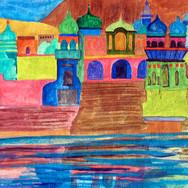 Benares on the Ganges