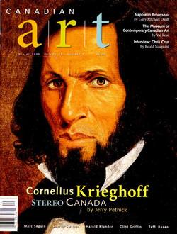 Canadian Art Mag. 1999