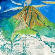 Gunung Sumeru, Jawa Indonesia