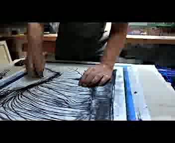Scrying with Charcoal