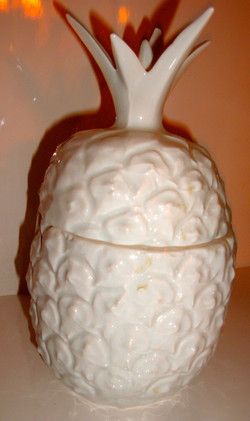 Bombonnière Pot ananas