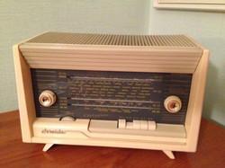Poste radio TSF Scheinder