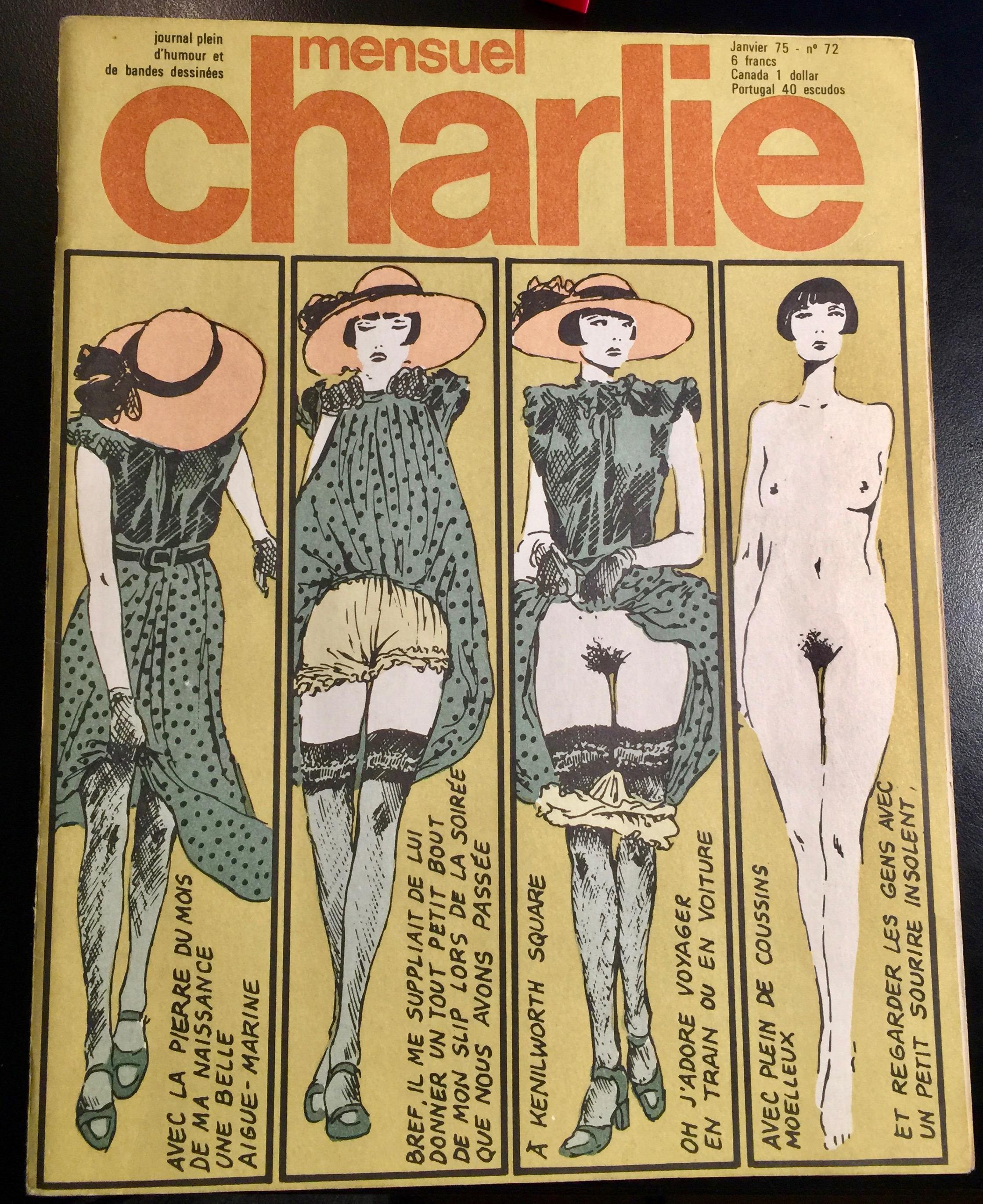 Charlie magasine satyrique
