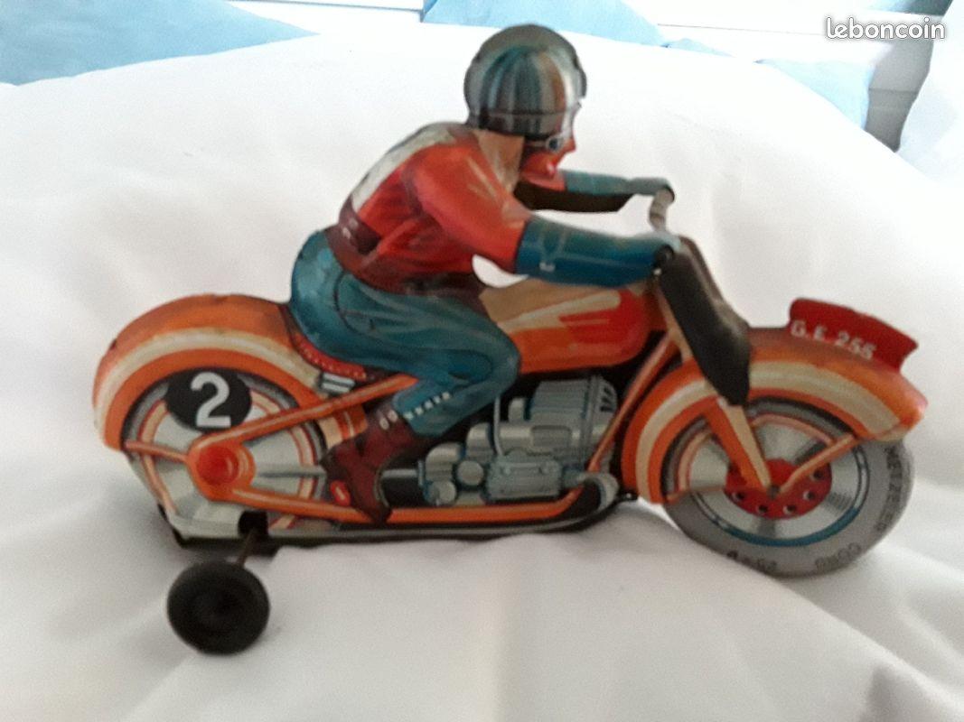 Jouet moto Technofix