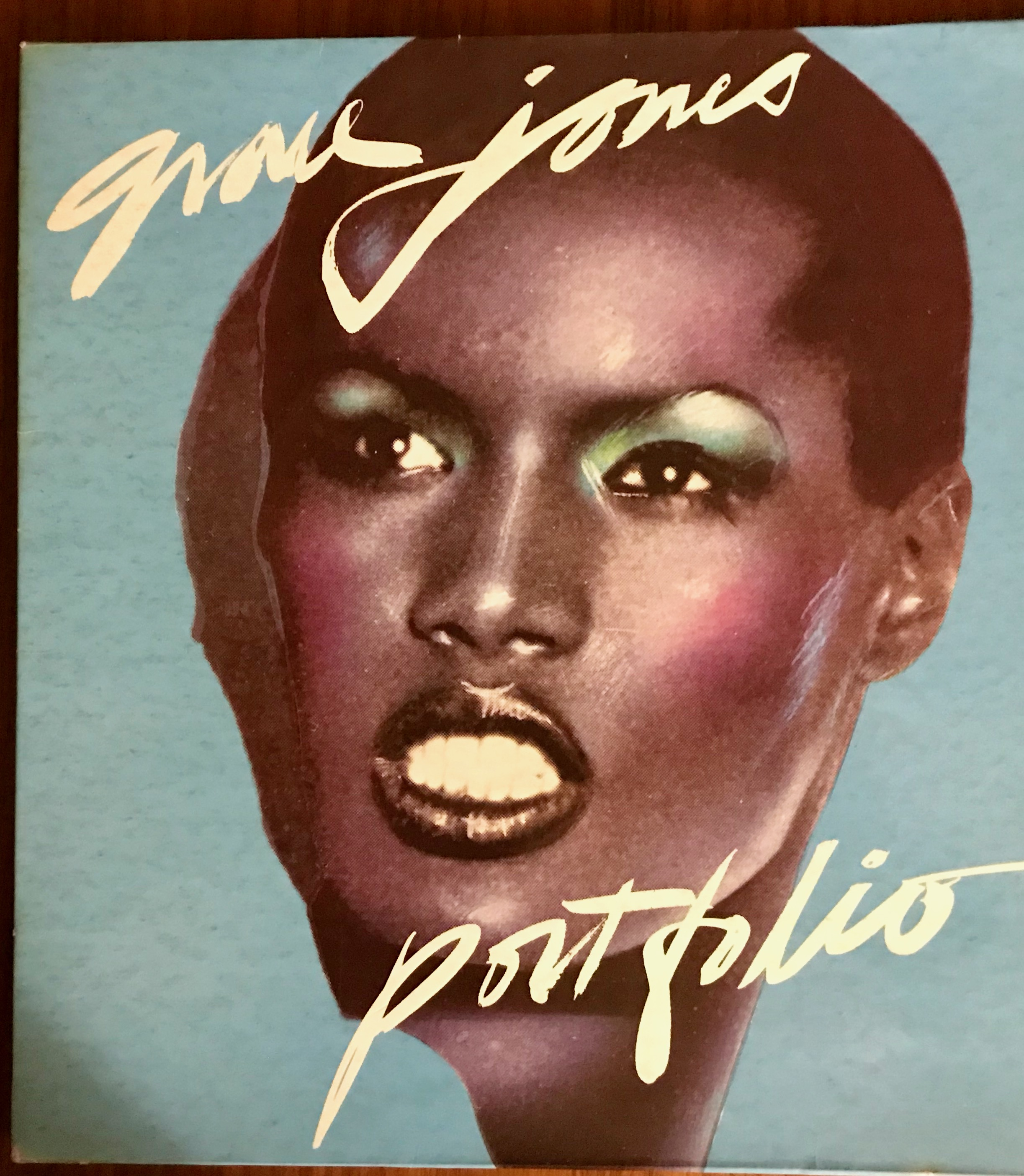 Disque vynile Grace Jones