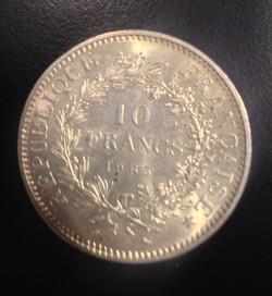 2 Pièce de 10 Francs