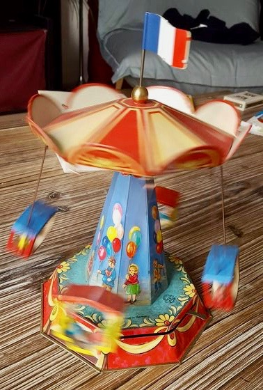 Manège carrousel JW