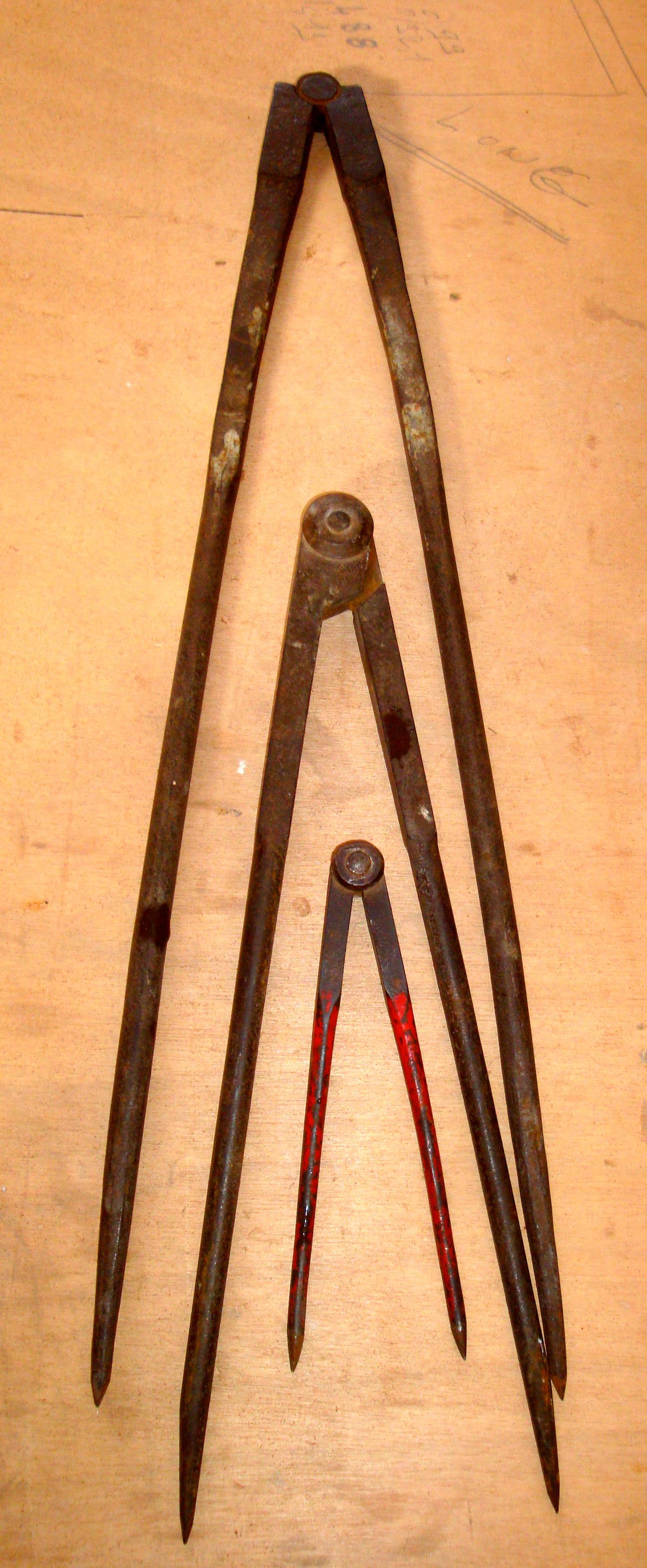 compas traceur