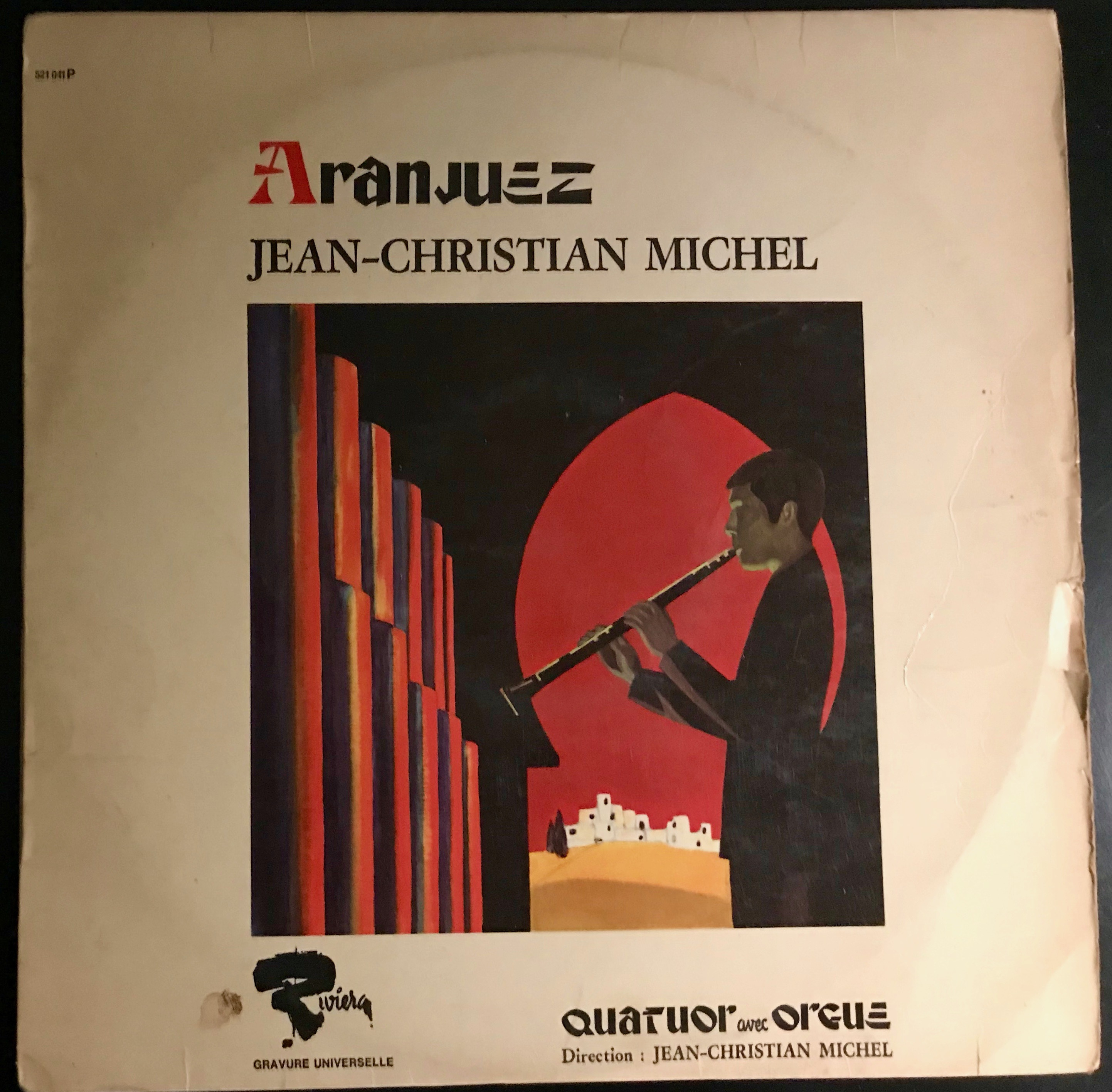 Disque Jean Christian Michel