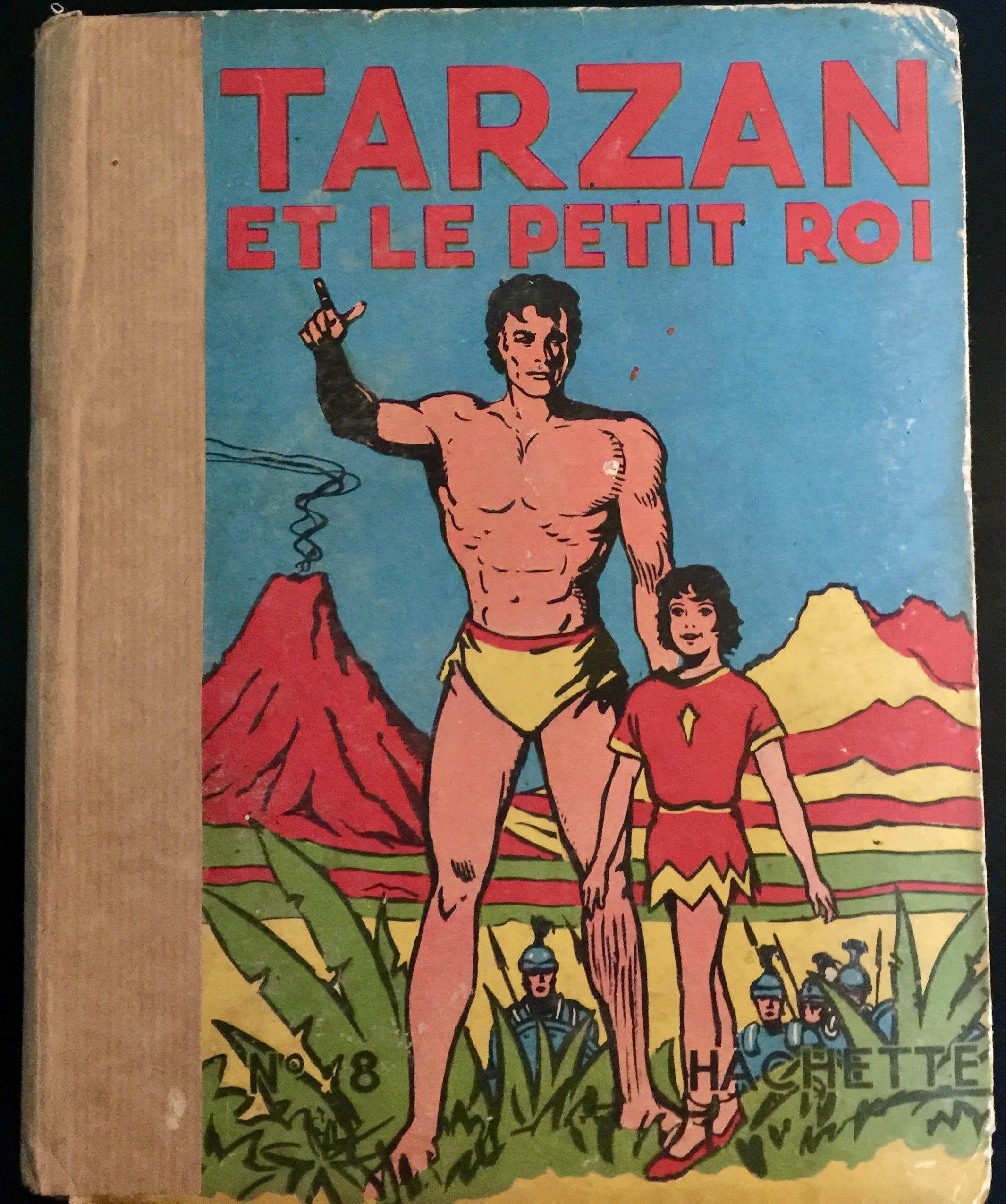 BD Tarzan