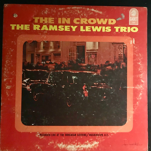 Disque vynile Ramsey lewis trio