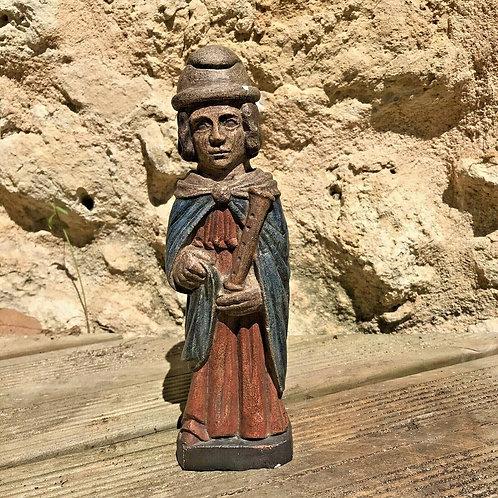 Statuette Saint provençal