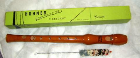 Instrument de musique Flûte