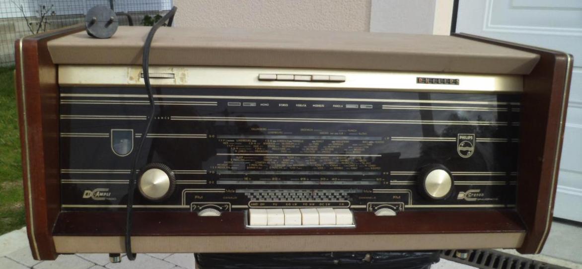 Poste radio FM Philipps