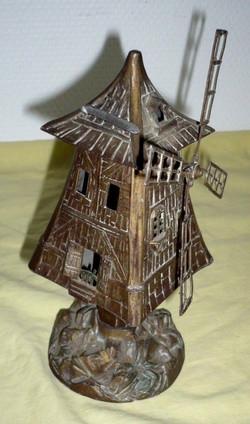 Tirelire moulin à vent