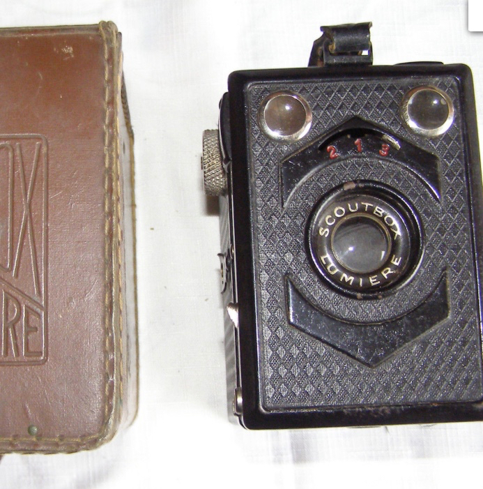 Appareil photo Lumière scout box