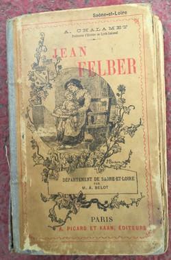 Livre scolaire Saône et Loire