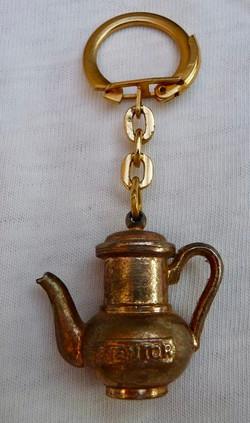 """Porte clef """"Café Sentor"""""""