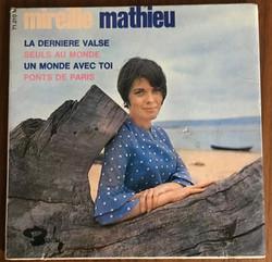 Disques vyniles  Mireille Mathieu