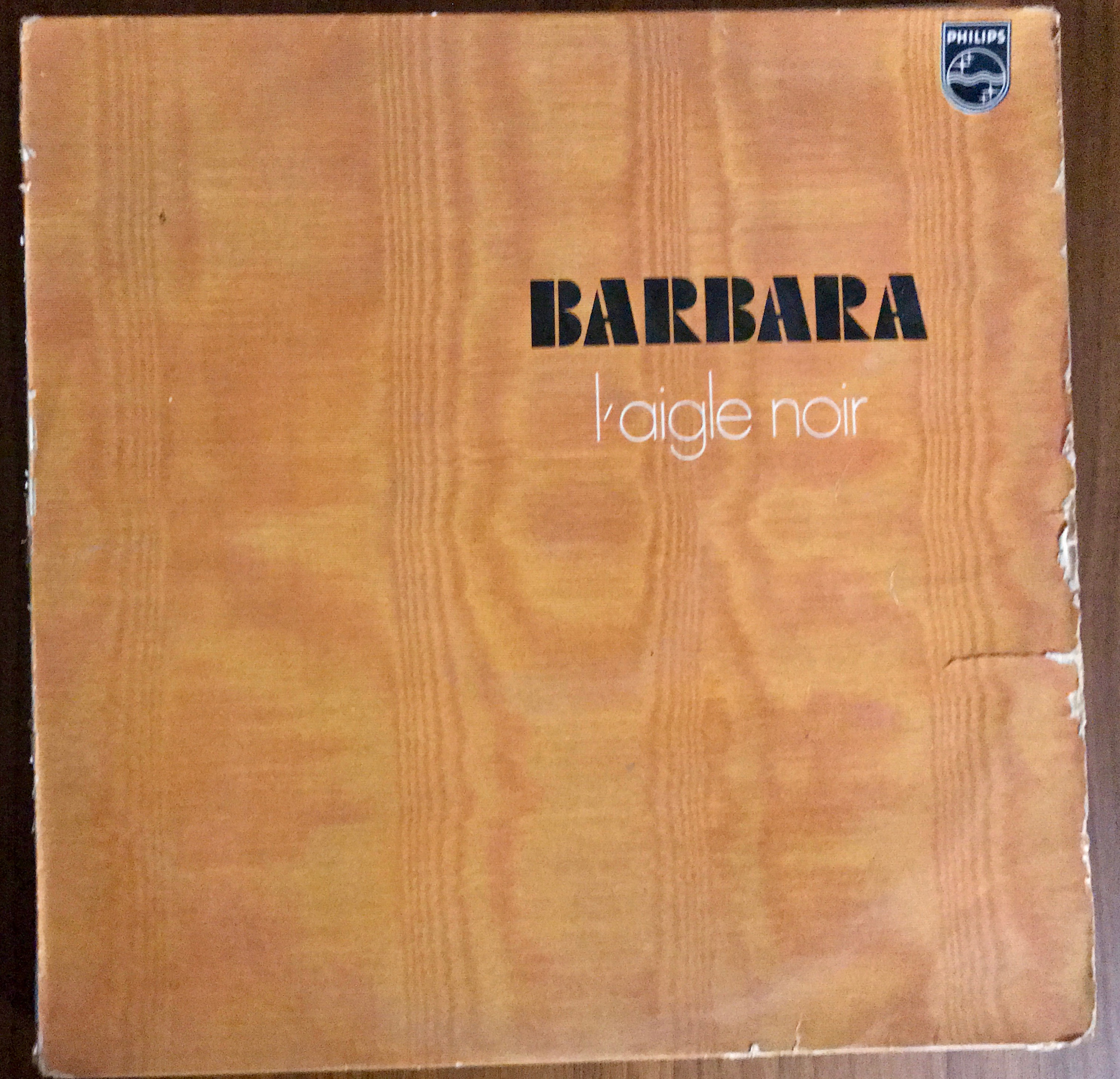Disque vynile Barbara