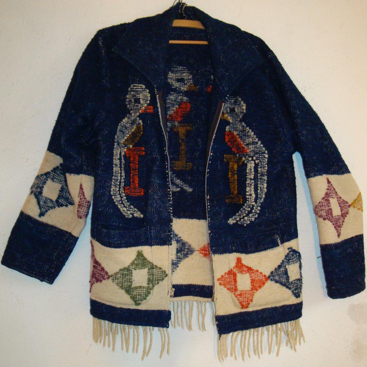 Manteau artisanal Guatemala