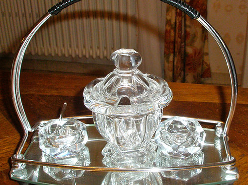 Service en cristal de Baccarat