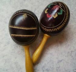 Instrument musique Maracas