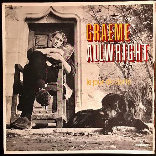 Disque vynile Graeme Allwright