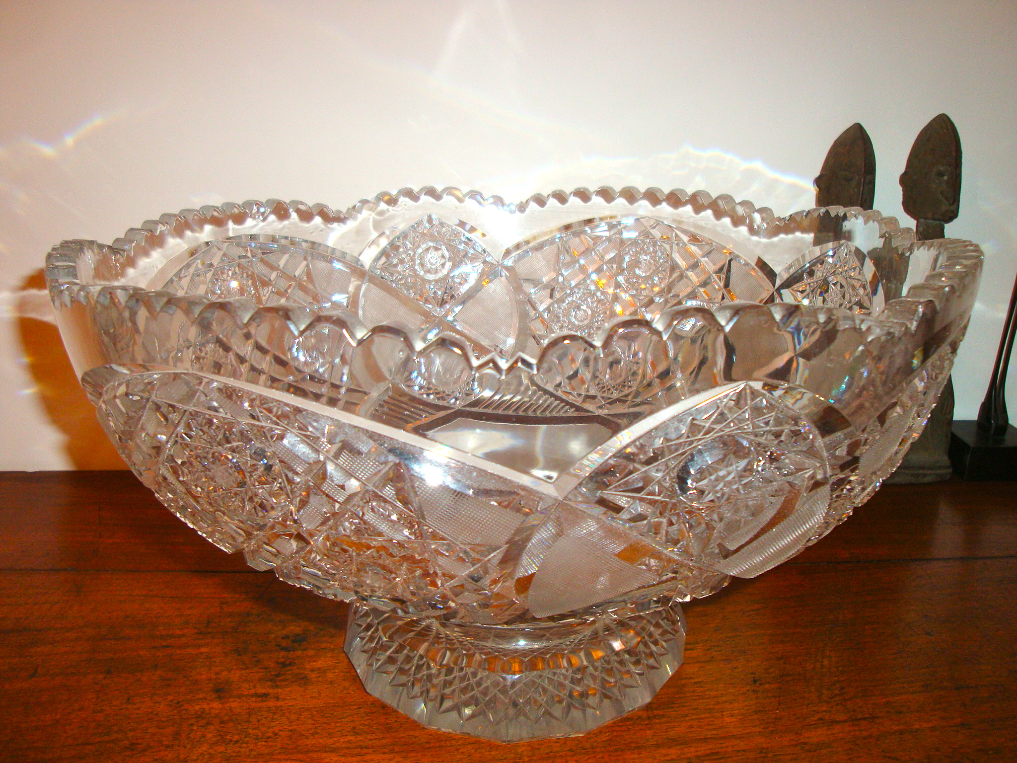 Coupe cristal Baccarat