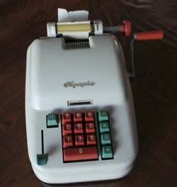 Machine a calculer Olympia