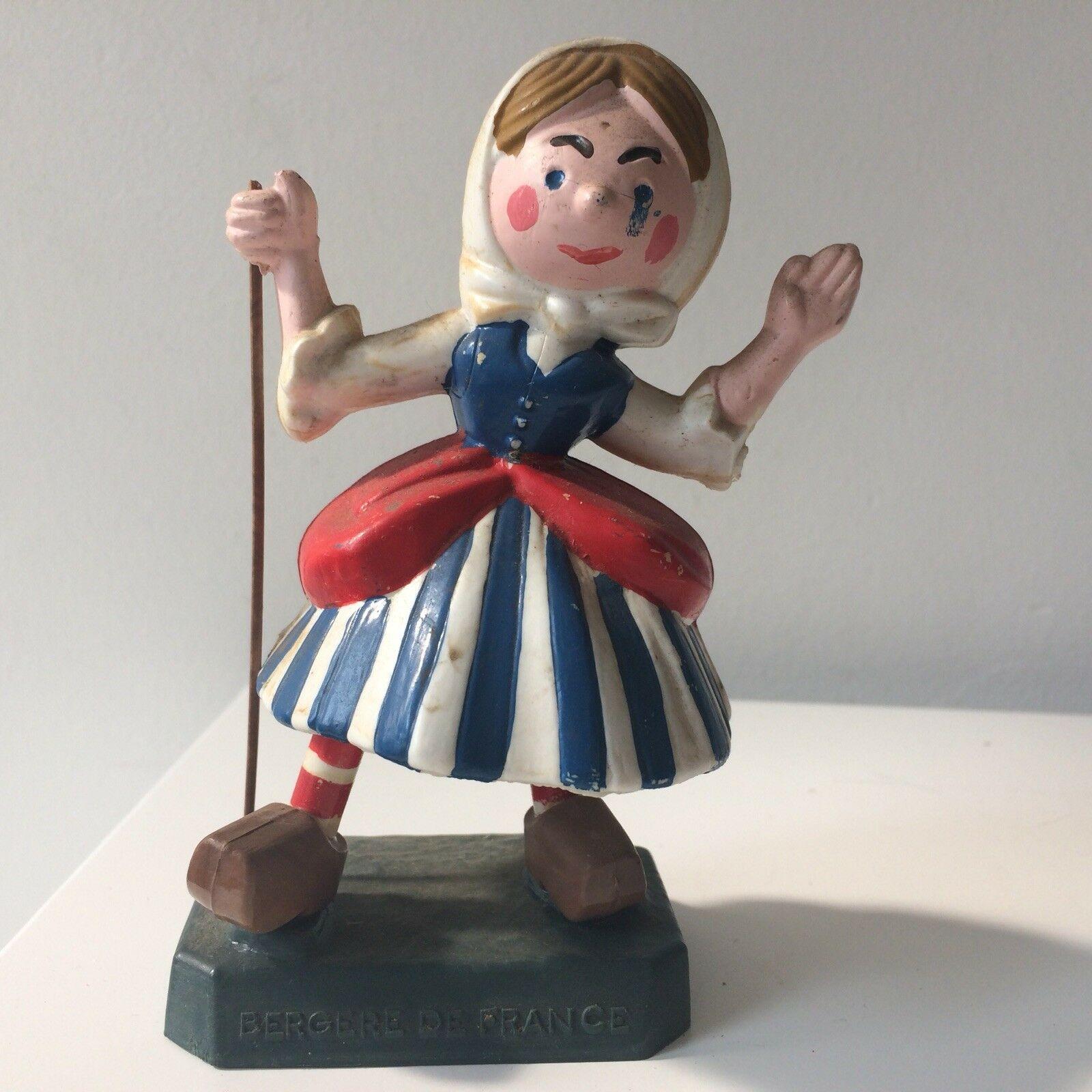 """Figurine publicitaire """"Bergère de France"""""""