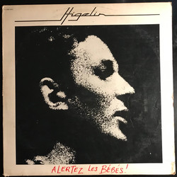 Disque vynile J Higelin