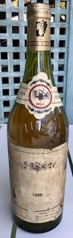 Vin du Jura 1988