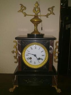 Horloge de cheminée