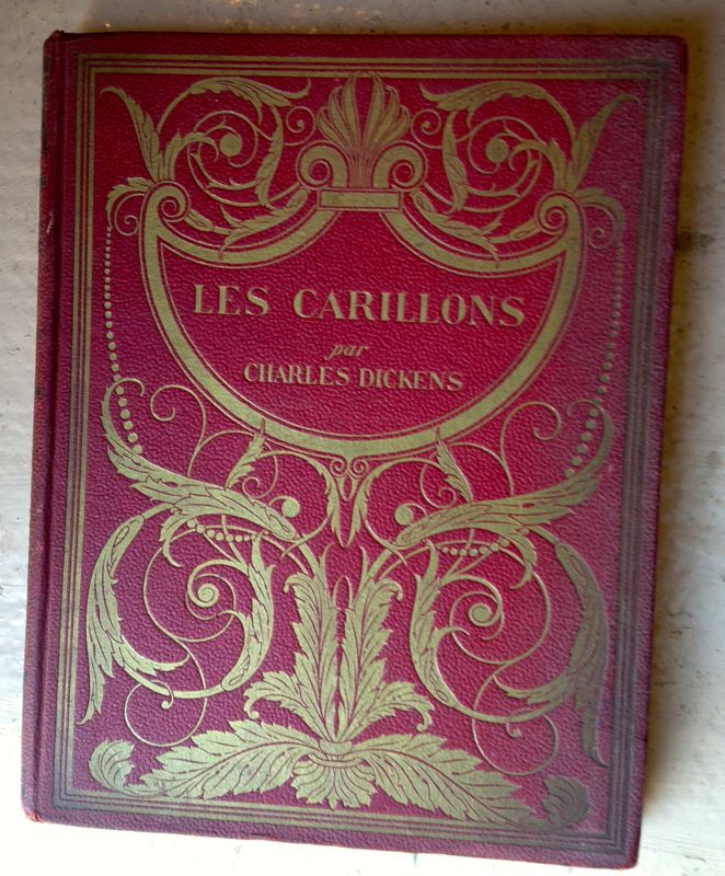 Livre Charles Dickens